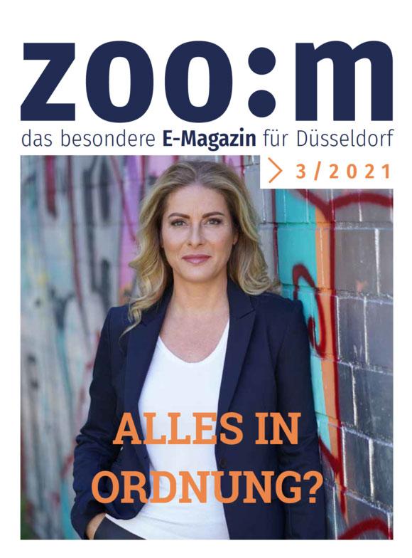 Coaching für Kopf und Körper –Sabine Grosser im Interview bei Zoo:m